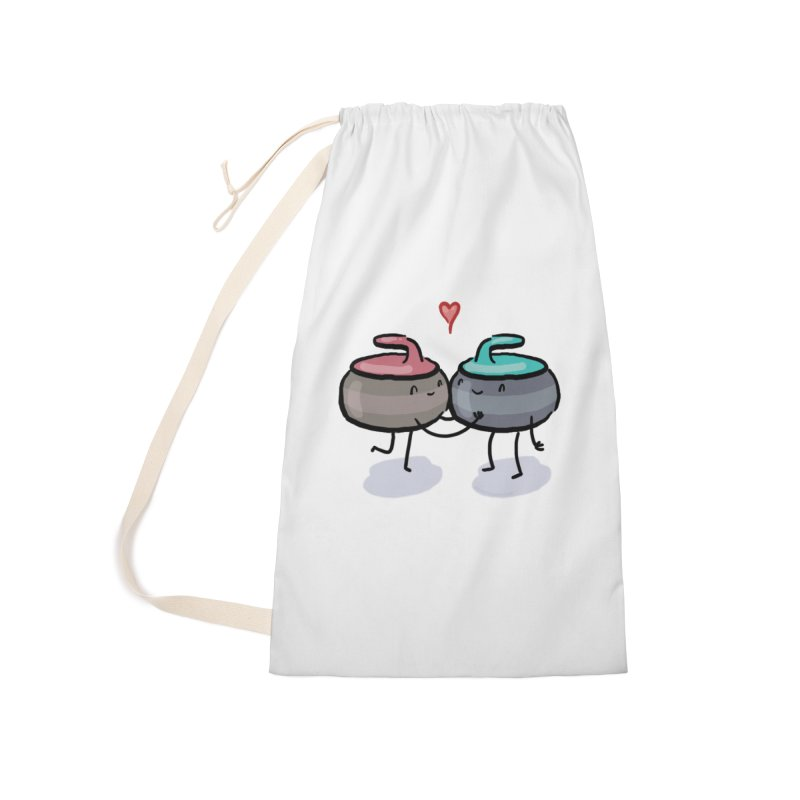 The Kiss Accessories Laundry Bag Bag by Friday the Shirteenth