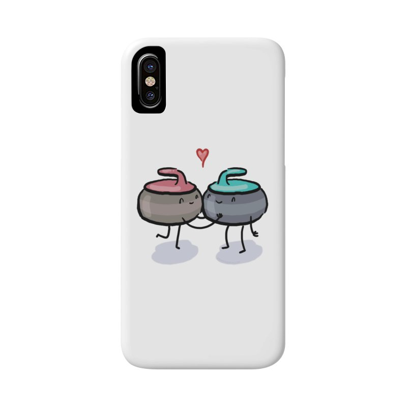 The Kiss Accessories Phone Case by Friday the Shirteenth