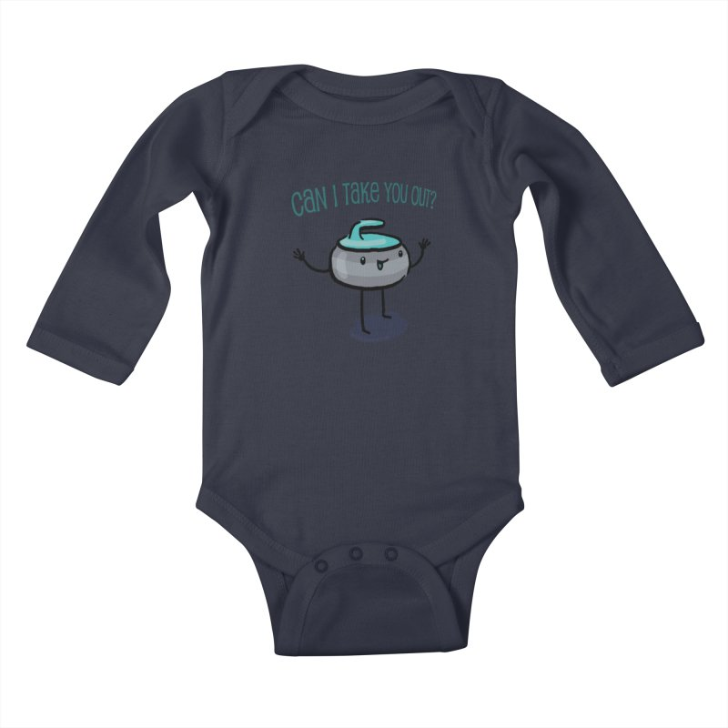 The Take Out Attempt Kids Baby Longsleeve Bodysuit by Friday the Shirteenth