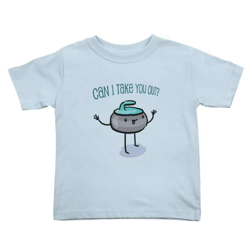 The Take Out Attempt Kids Toddler T-Shirt by Friday the Shirteenth