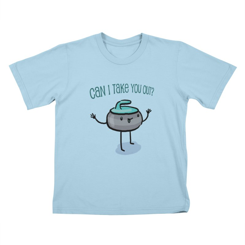 The Take Out Attempt Kids T-Shirt by Friday the Shirteenth