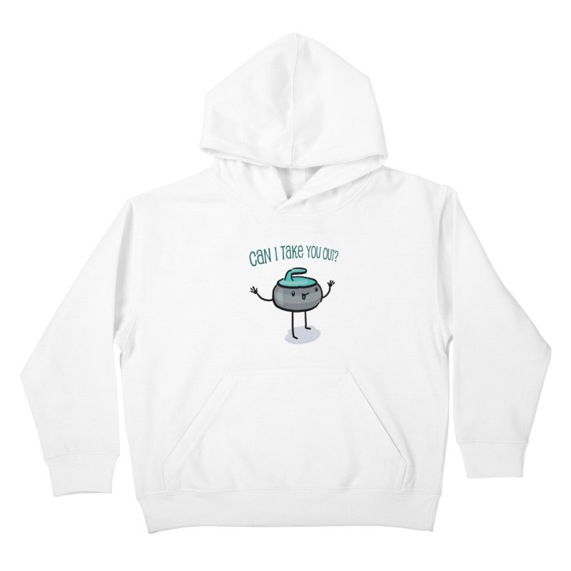 The Take Out Attempt Kids Pullover Hoody by Friday the Shirteenth