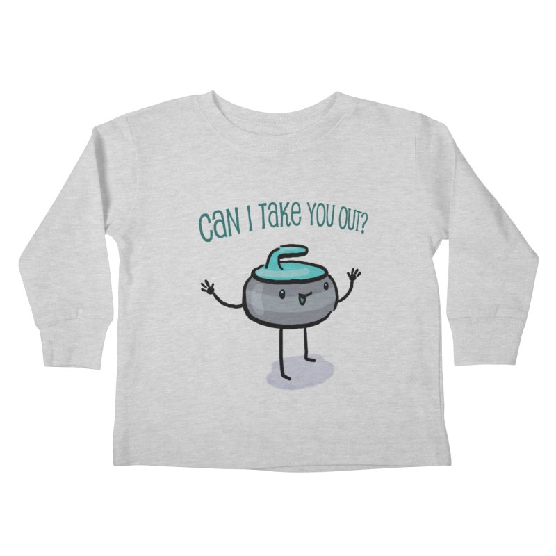 The Take Out Attempt Kids Toddler Longsleeve T-Shirt by Friday the Shirteenth