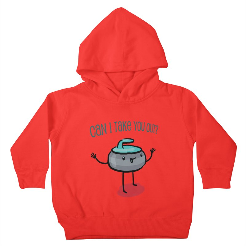 The Take Out Attempt Kids Toddler Pullover Hoody by Friday the Shirteenth