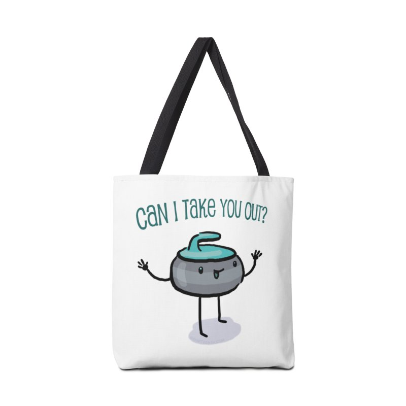 The Take Out Attempt Accessories Tote Bag Bag by Friday the Shirteenth