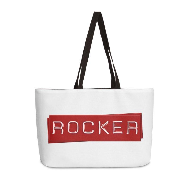 Rocker Accessories Weekender Bag Bag by Friday the Shirteenth