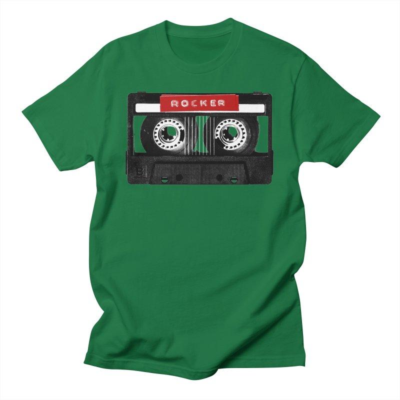 Rocker MixTape Men's T-Shirt by Friday the Shirteenth