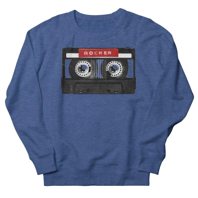 Rocker MixTape Men's Sweatshirt by Friday the Shirteenth