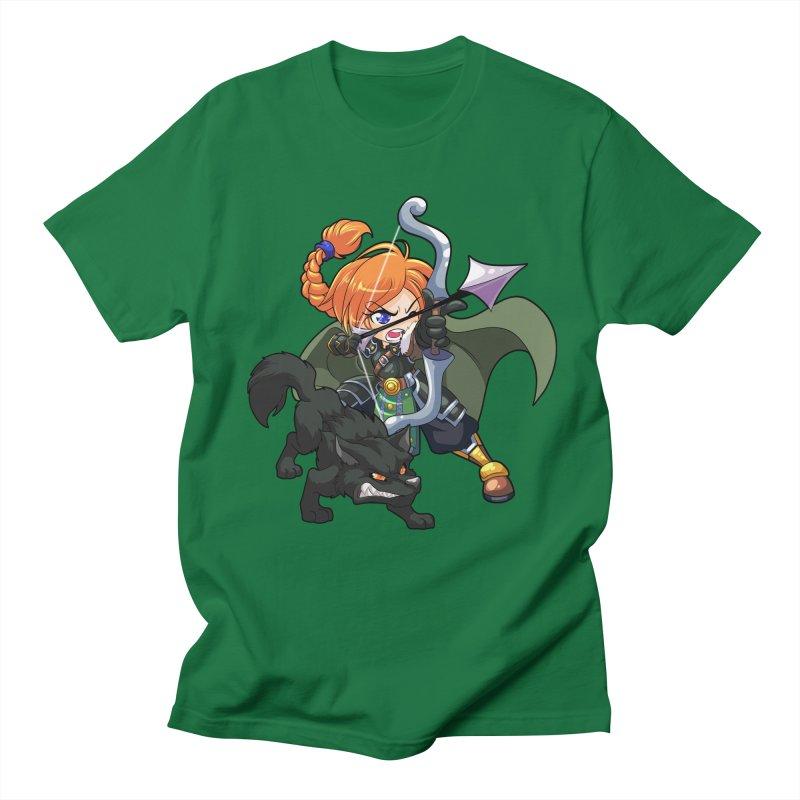 Chibi Series 2: Ranger Men's Regular T-Shirt by Shirts by Noc