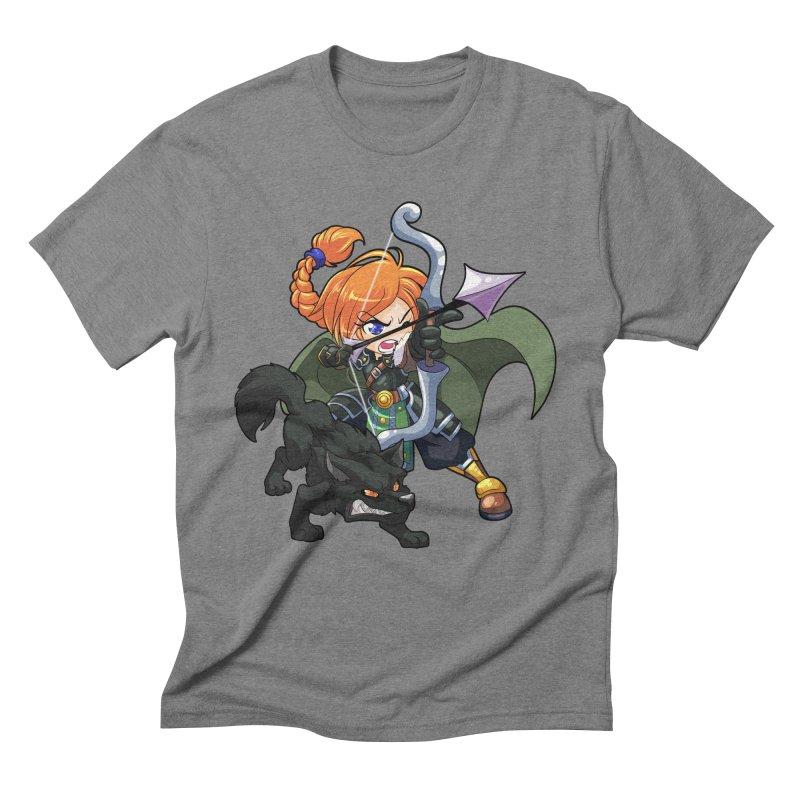 Chibi Series 2: Ranger Men's Triblend T-Shirt by Shirts by Noc