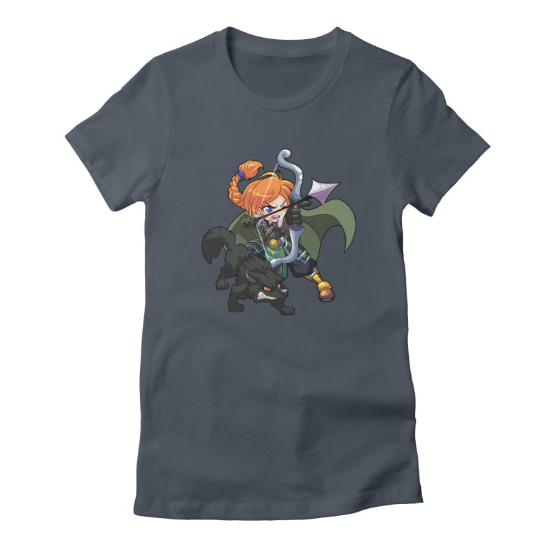Chibi Series 2: Ranger Women's T-Shirt by Shirts by Noc