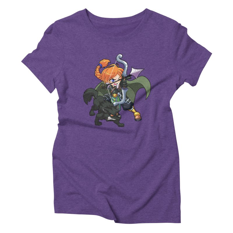 Chibi Series 2: Ranger Women's  by Shirts by Noc