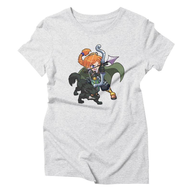 Chibi Series 2: Ranger Women's T-Shirt by Shirts by Noc
