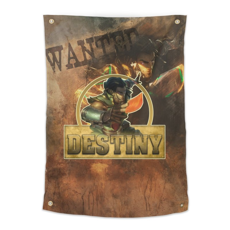 Destiny Home Tapestry by Shirts by Noc