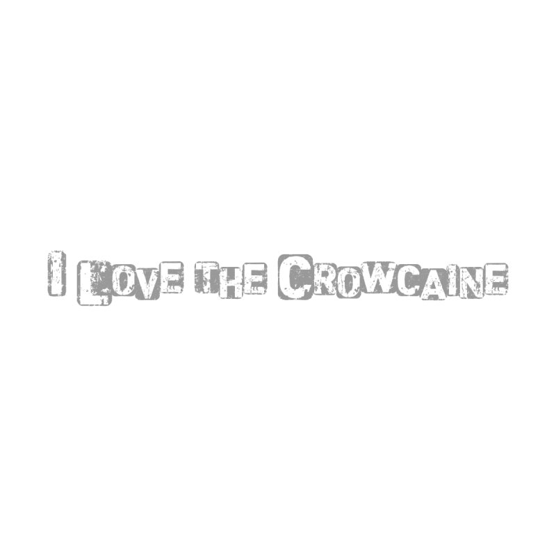 Crowcaine by Shirts by Noc