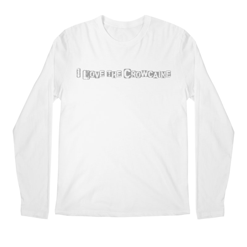 Crowcaine Men's Regular Longsleeve T-Shirt by Shirts by Noc