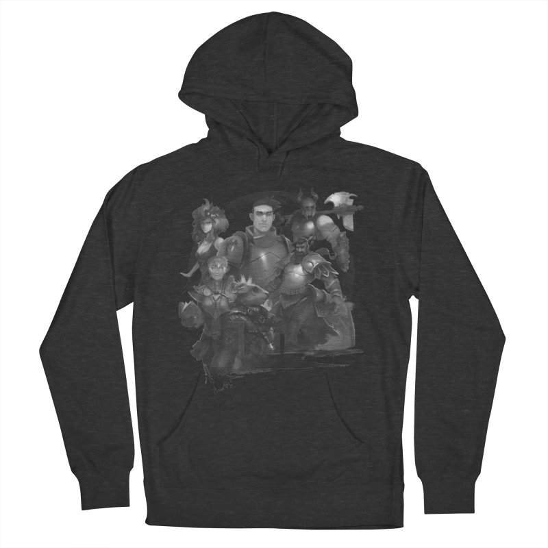 We're All Crows Now Men's Pullover Hoody by Shirts by Noc