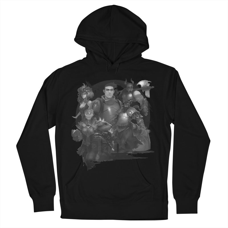 We're All Crows Now Men's French Terry Pullover Hoody by Shirts by Noc