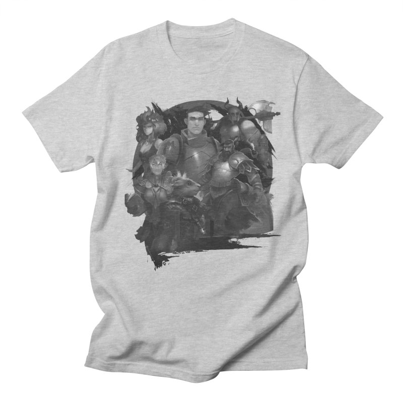 We're All Crows Now Men's Regular T-Shirt by Shirts by Noc
