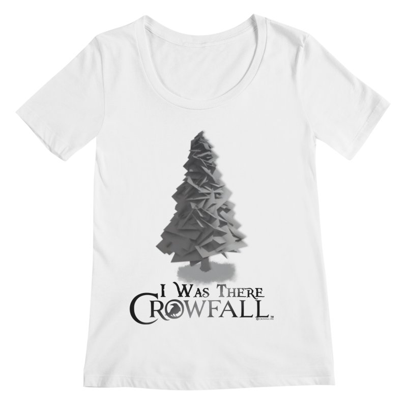 I was there Women's Regular Scoop Neck by Shirts by Noc