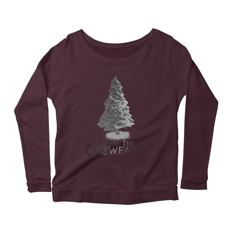 I was there Women's Scoop Neck Longsleeve T-Shirt by Shirts by Noc