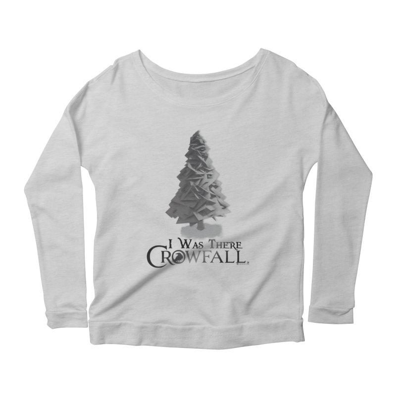 I was there Women's Longsleeve Scoopneck  by Shirts by Noc