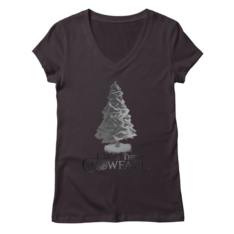I was there Women's Regular V-Neck by Shirts by Noc