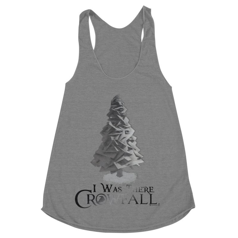 I was there Women's Racerback Triblend Tank by Shirts by Noc