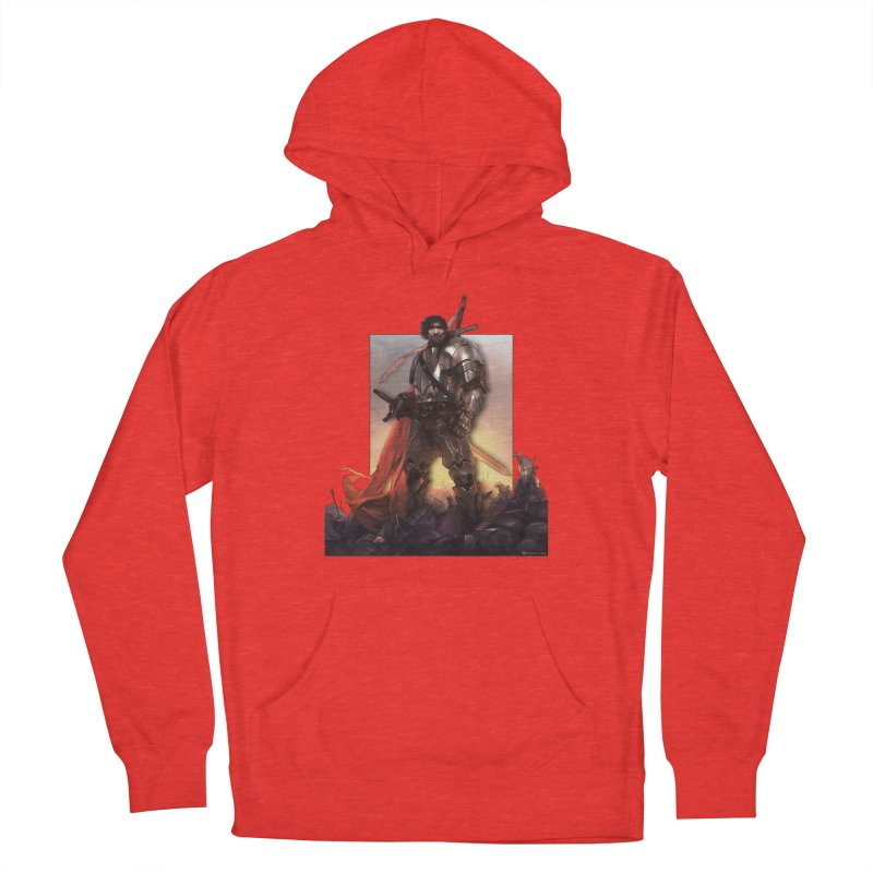 Hero Cutout Men's Pullover Hoody by Shirts by Noc