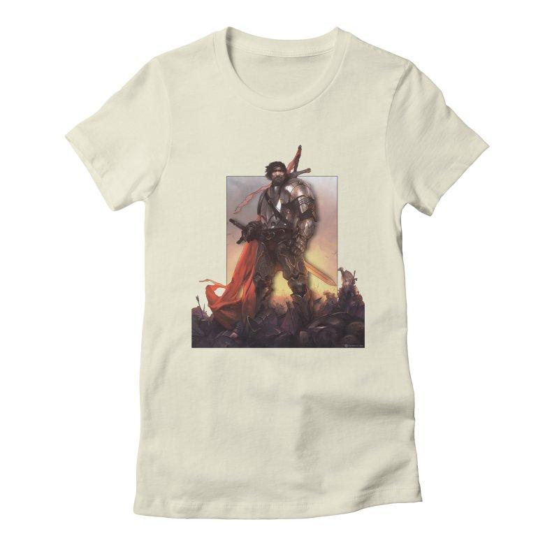 Hero Cutout Women's T-Shirt by Shirts by Noc