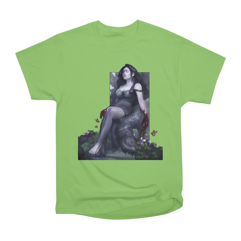 Gaea Cutout Women's  by Shirts by Noc