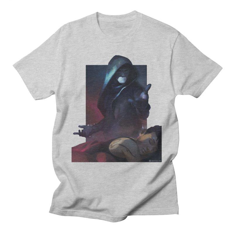 Malekai Cutout Men's T-Shirt by Shirts by Noc