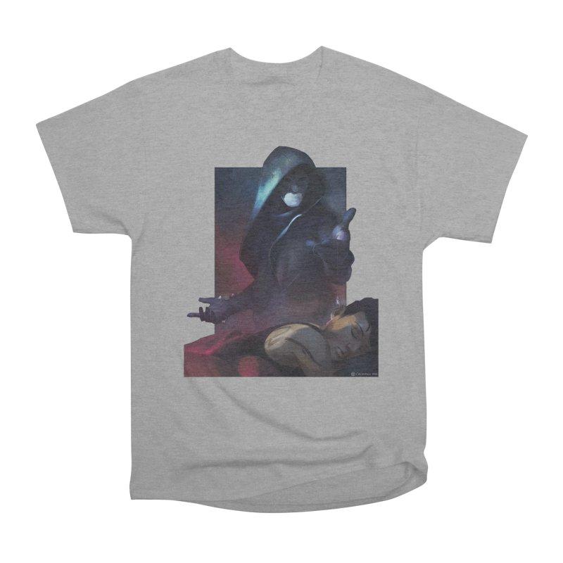 Malekai Cutout Men's Heavyweight T-Shirt by Shirts by Noc