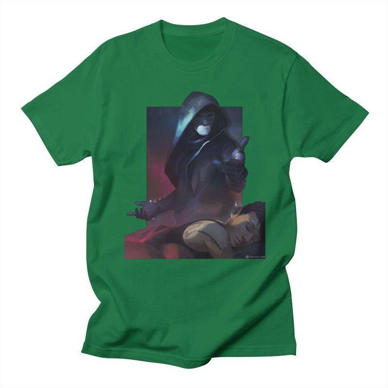 Malekai Cutout Men's Regular T-Shirt by Shirts by Noc