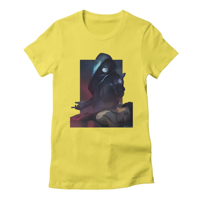 Malekai Cutout Women's T-Shirt by Shirts by Noc