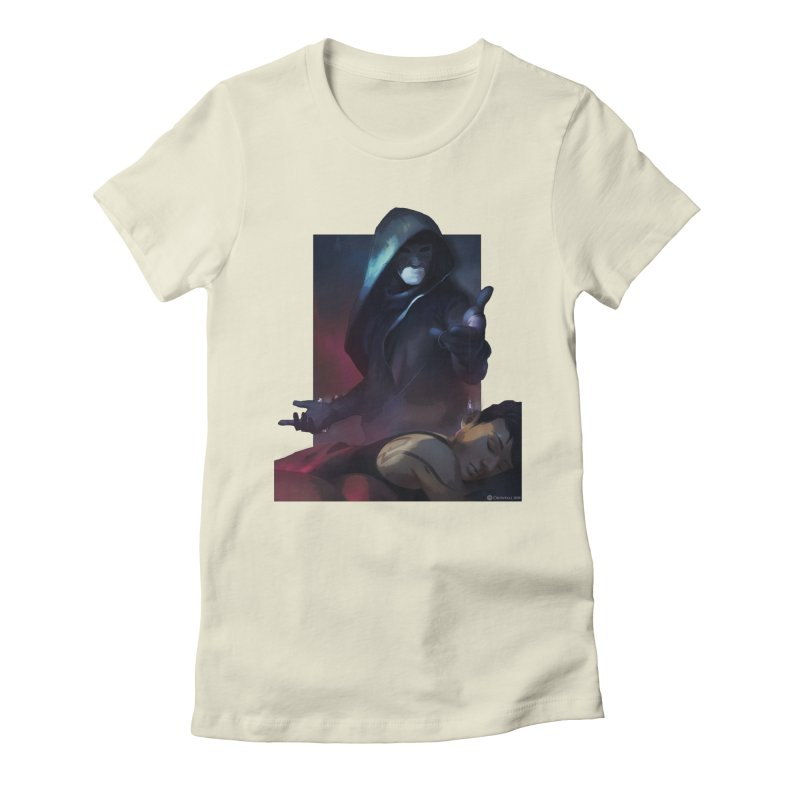 Malekai Cutout Women's T-Shirt by Shirts by Noc