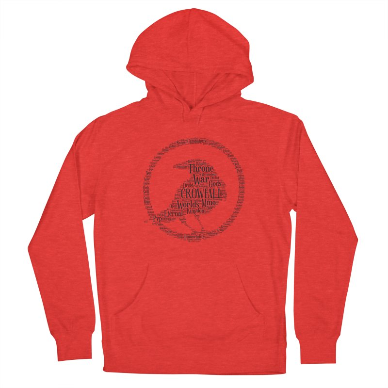 Crowfall Cloud Women's Pullover Hoody by Shirts by Noc