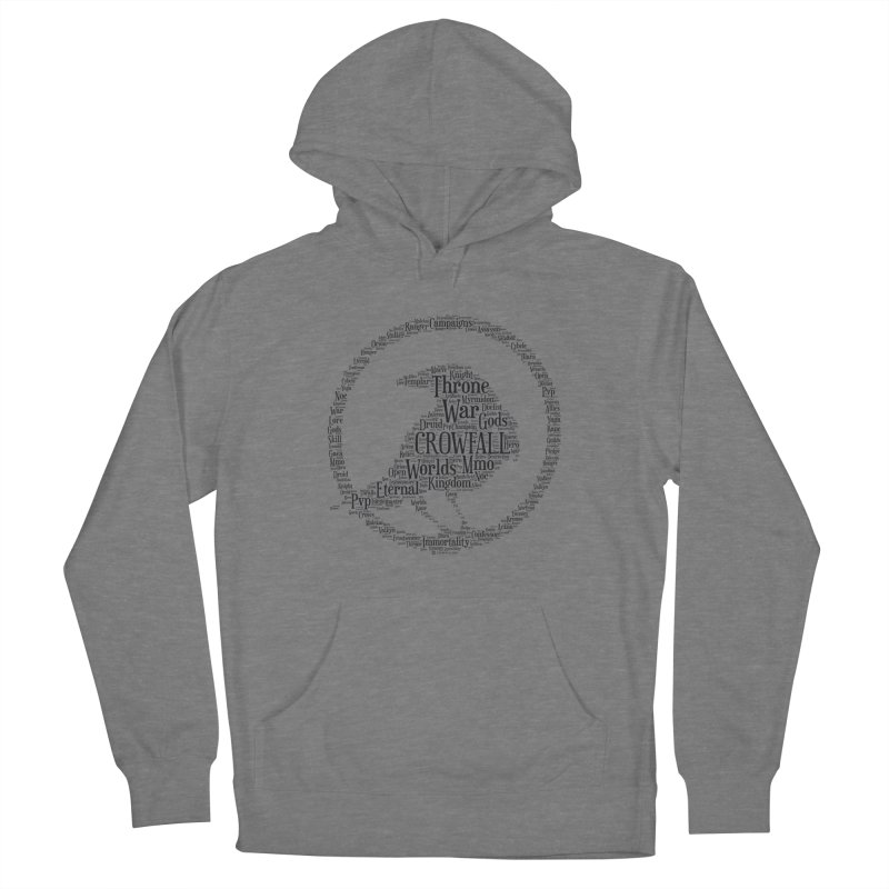 Crowfall Cloud Men's Pullover Hoody by Shirts by Noc