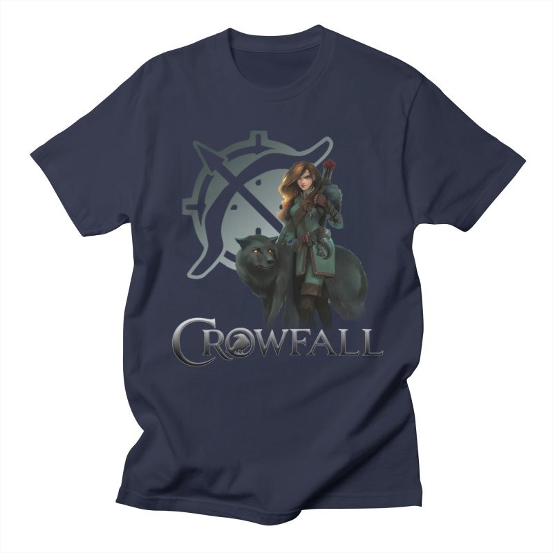 Crowfall Ranger Men's T-Shirt by Shirts by Noc