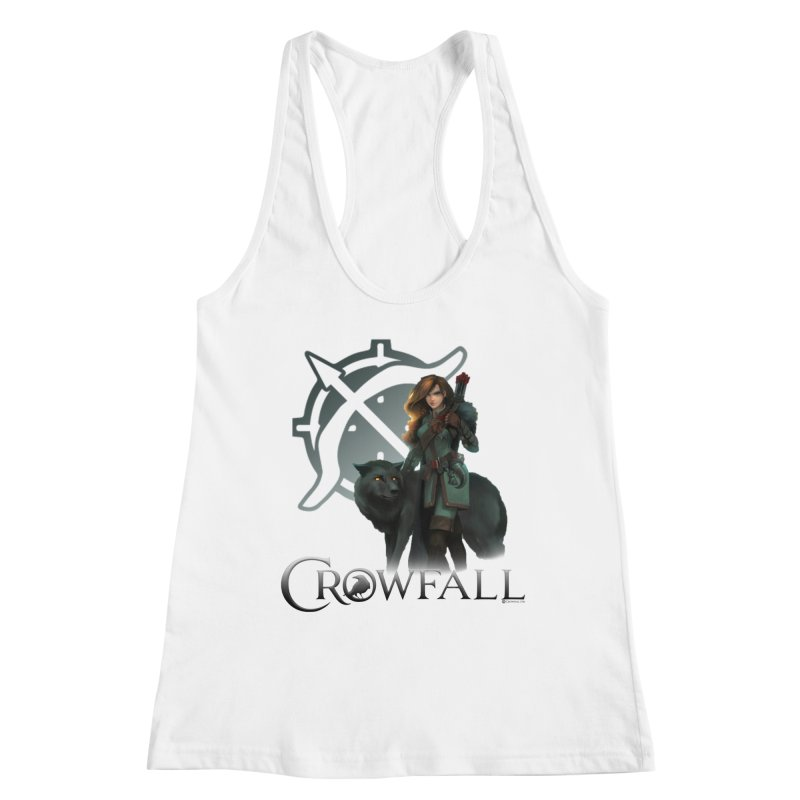 Crowfall Ranger Women's Tank by Shirts by Noc