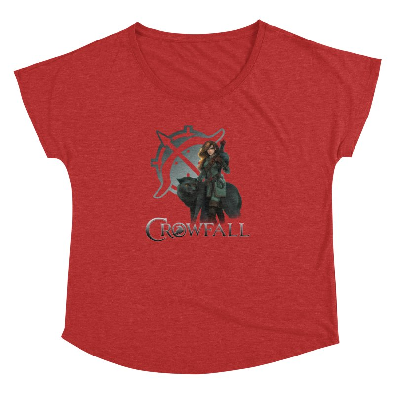 Crowfall Ranger Women's  by Shirts by Noc