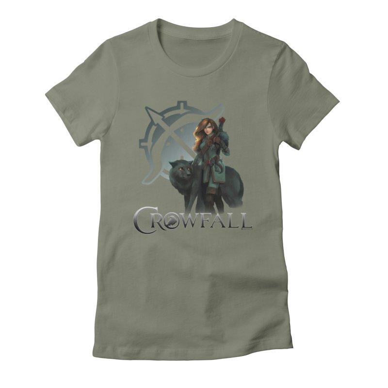 Crowfall Ranger Women's T-Shirt by Shirts by Noc