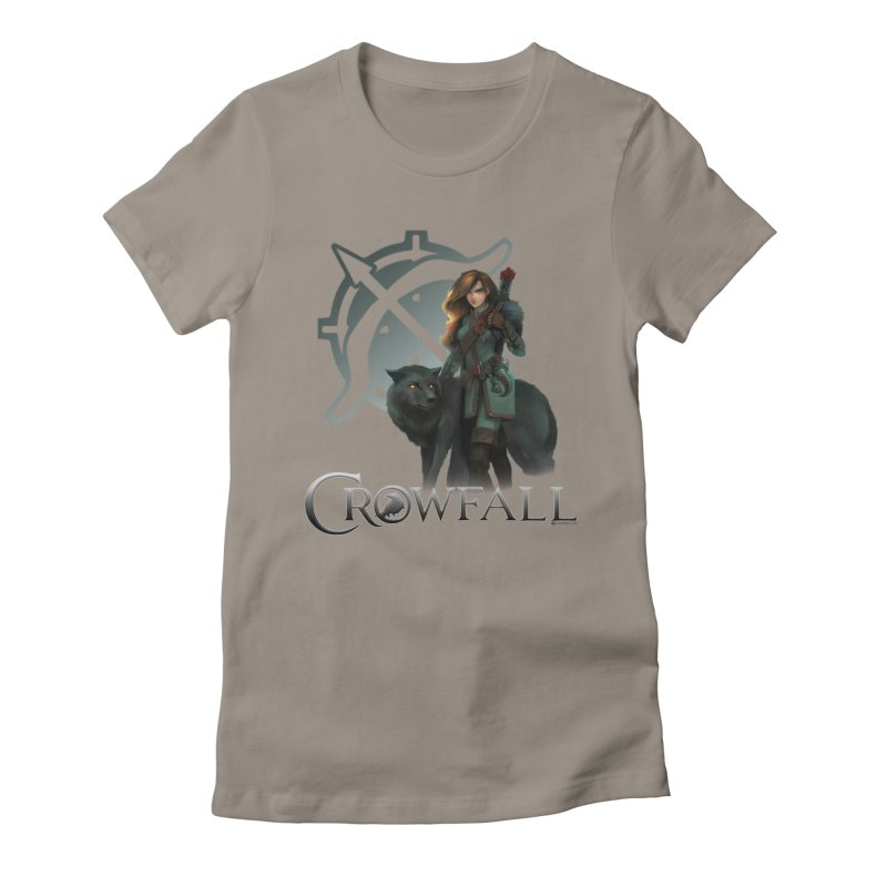 Crowfall Ranger Women's T-Shirt by Shirts by Noc