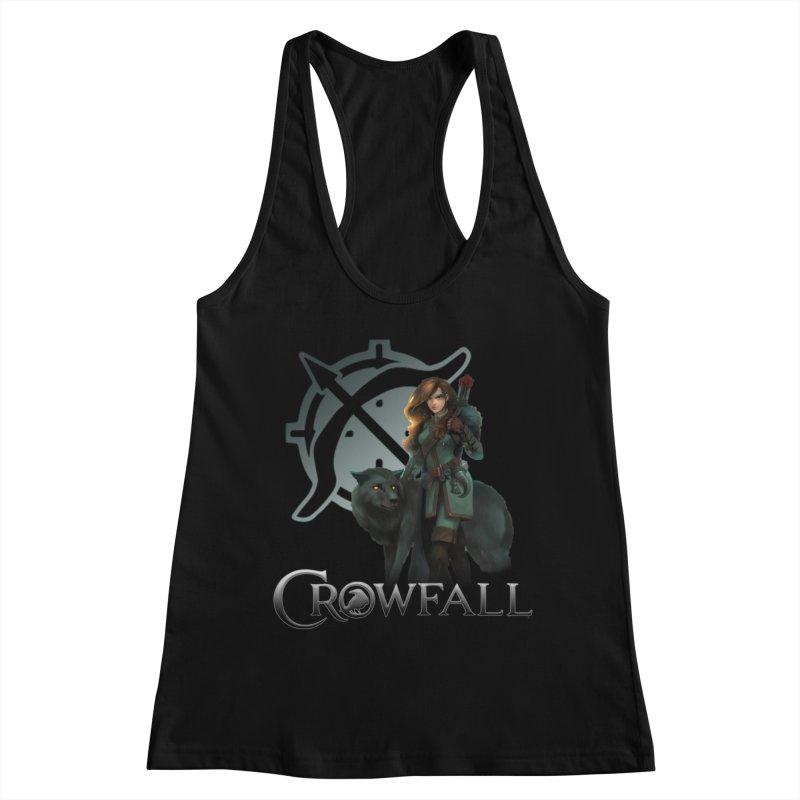 Crowfall Ranger Women's Tank by Shirts by Noc