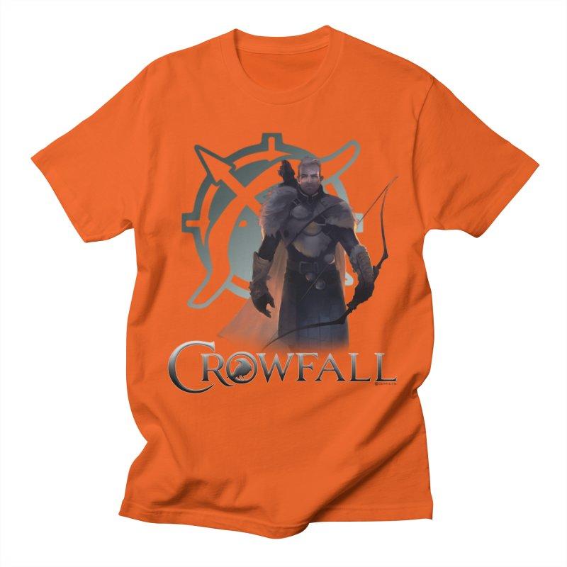 Crowfall Ranger 2 Men's T-Shirt by Shirts by Noc