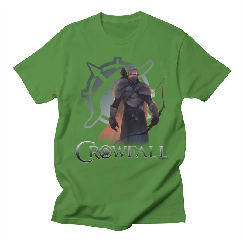 Crowfall Ranger 2 Men's T-Shirt by Shirts by Noc