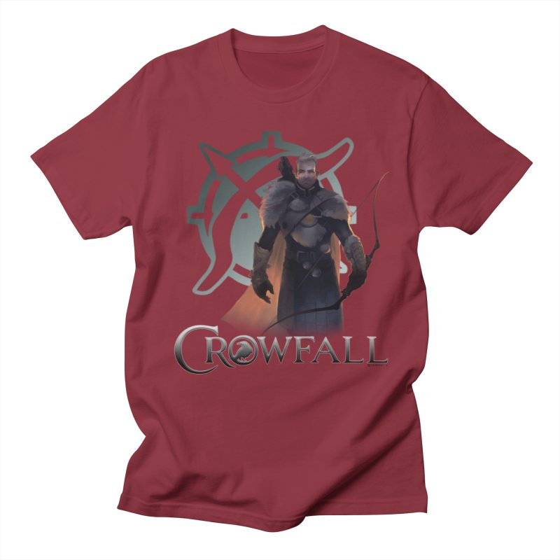 Crowfall Ranger 2 Men's Regular T-Shirt by Shirts by Noc