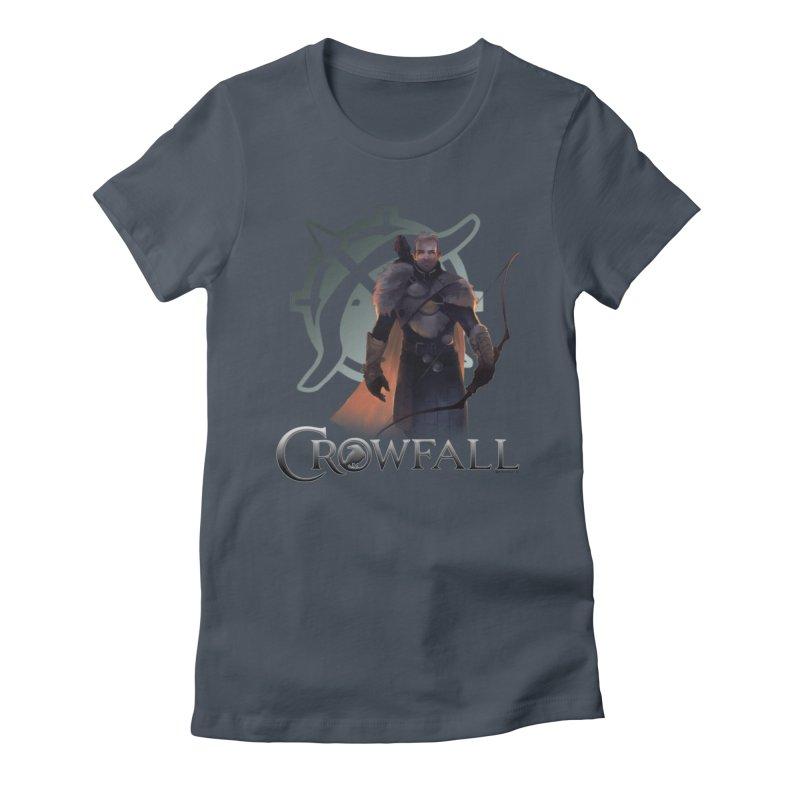 Crowfall Ranger 2 Women's T-Shirt by Shirts by Noc