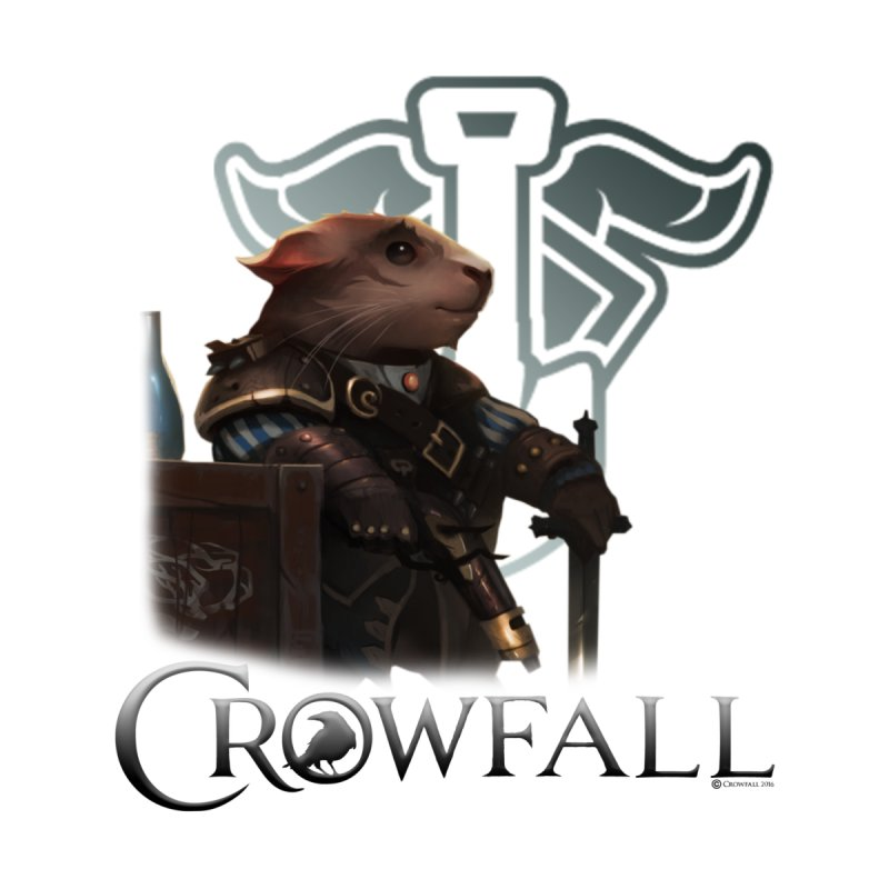 Crowfall Duelist by Shirts by Noc