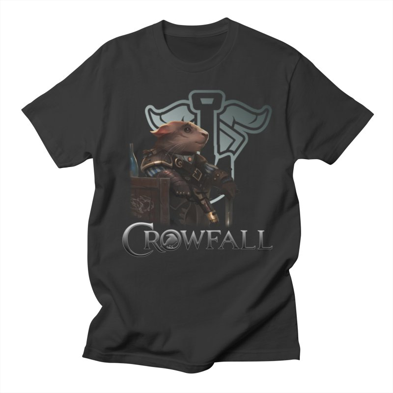 Crowfall Duelist Men's Regular T-Shirt by Shirts by Noc